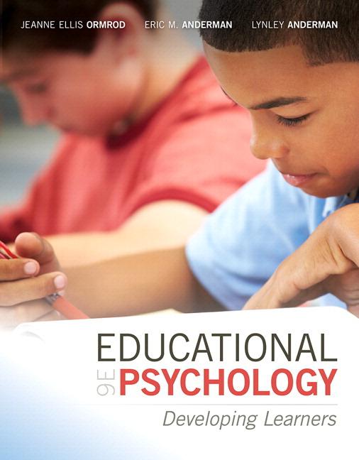 educational psychology learning video enhanced loose leaf