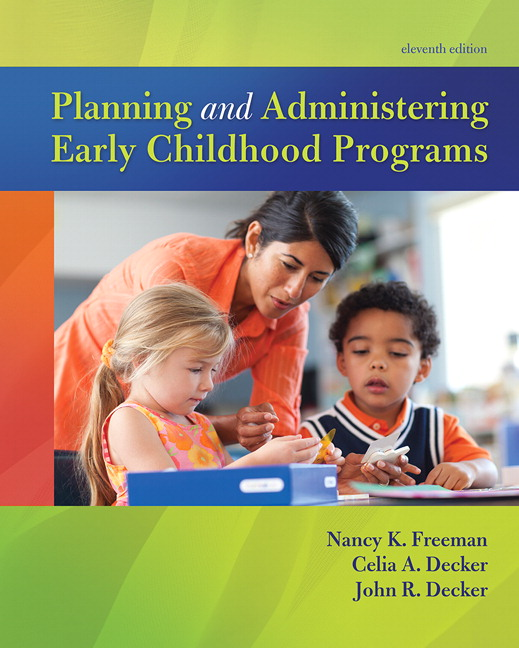the planning of the curriculum in the early childhood education essay This paper will include the following topics: the theories and/or philosophies of montessori concepts learned throughout this course, how to apply them into an early childhood classroom focusing on the understanding components to design a curriculum for a preschool classroom based on ages 3 to 5 year old children.