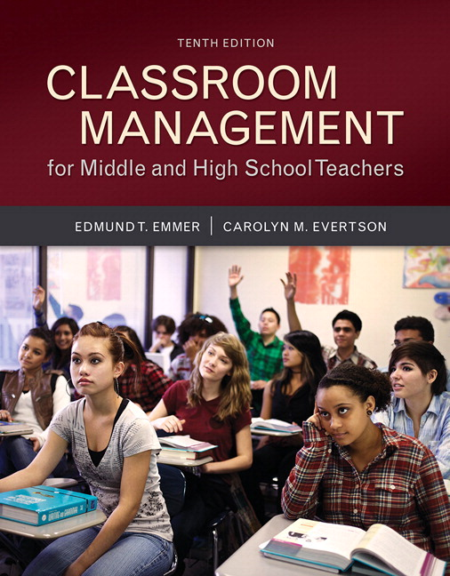 Classroom Management for Middle and High School Teachers (Subscription)