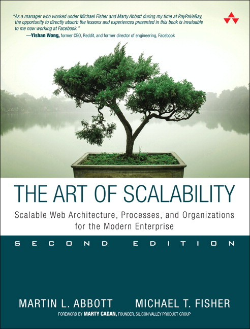 Abbott & Fisher, Art of Scalability, The: Scalable Web