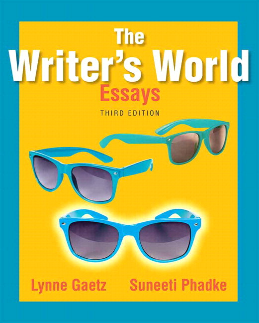 The writer's world 2nd edition