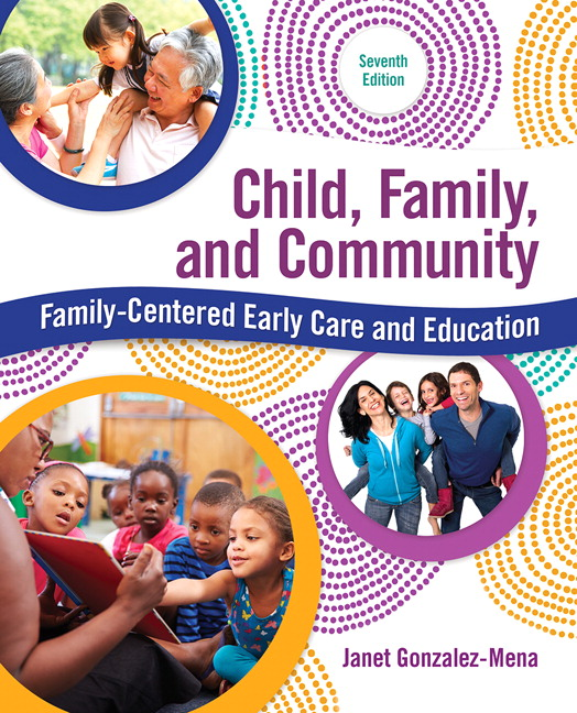 Child, Family, and Community: Family-Centered Early Care and Education