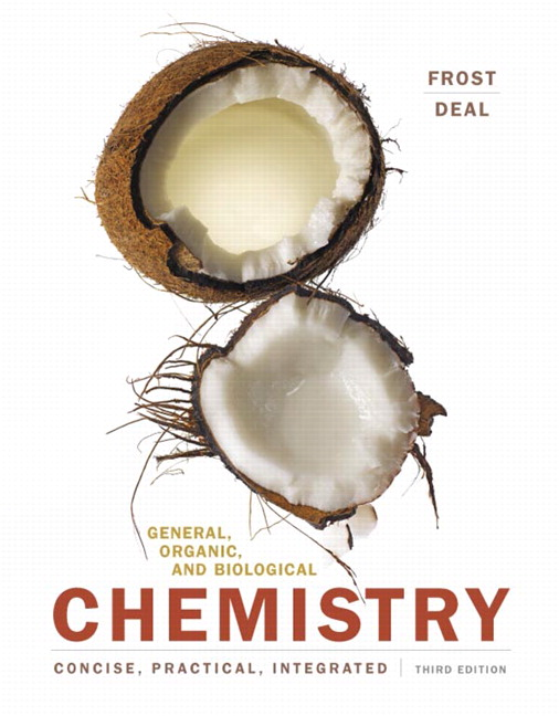 Deal laboratory manual for general organic and biological general organic and biological chemistry 3rd edition frost deal fandeluxe Images