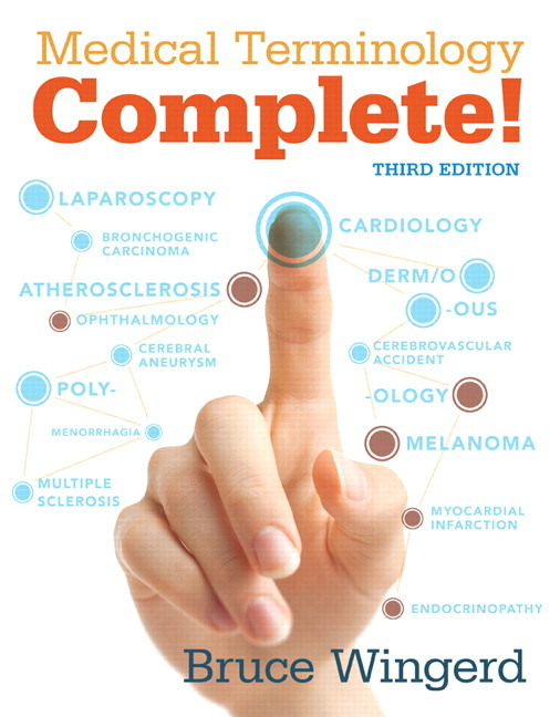 Medical Terminology Complete!, 3rd Edition