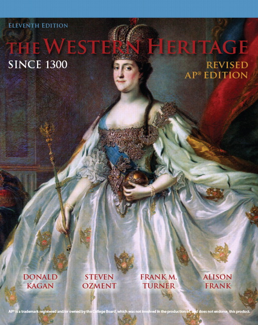 The Western Heritage, Since 1300 Revised AP® Edition, 11th Edition
