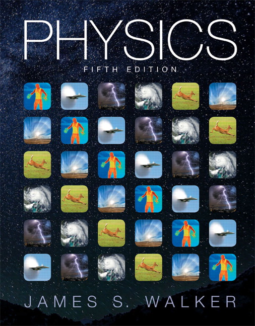 Walker Physics 5th Edition Pearson