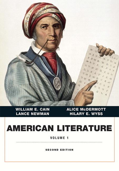 American Literature, Volume I, 2nd Edition