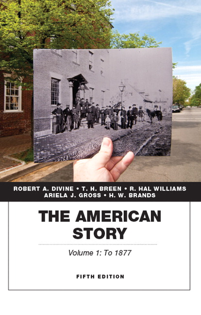 Divine breen williams gross brands american story the the american story volume 1 5th edition fandeluxe Choice Image