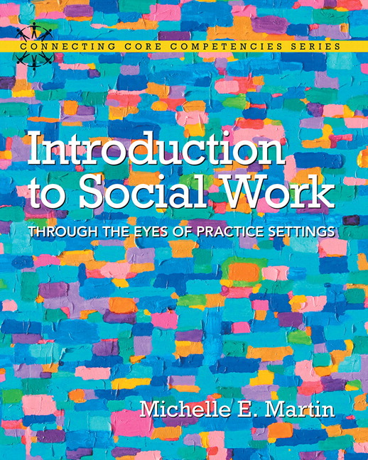 Martin introduction to social work through the eyes of practice book cover fandeluxe Images