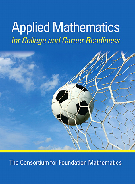 Applied Mathematics for College and Career Readiness