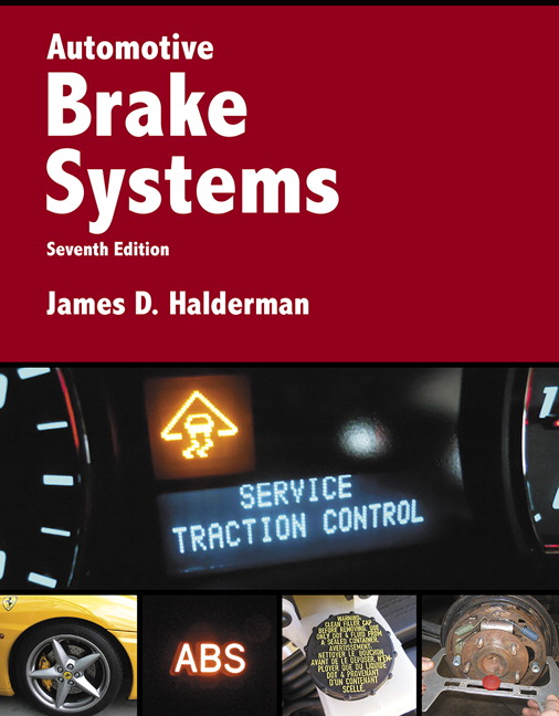 Automotive Brake Systems, 7th Edition