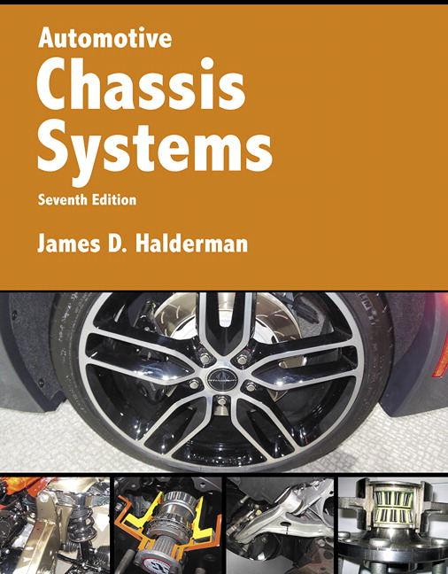 Automotive Chassis Systems, 7th Edition