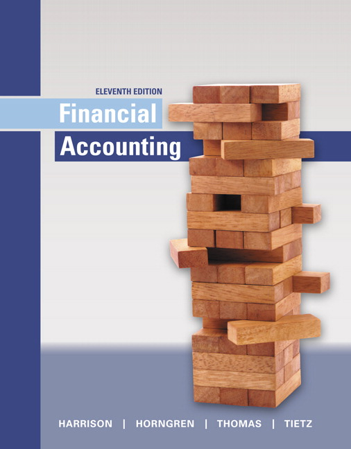 Harrison horngren thomas tietz financial accounting pearson financial accounting subscription 11th edition fandeluxe Images