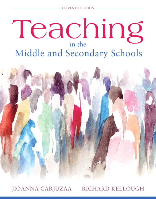 Carjuzaa kellough teaching in the middle and secondary schools teaching in the middle and secondary schools pearson etext with fandeluxe Image collections