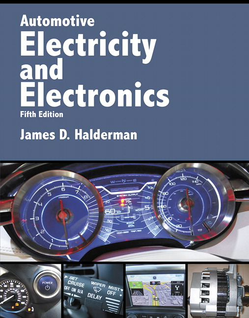Automotive Electricity and Electronics, 5th Edition