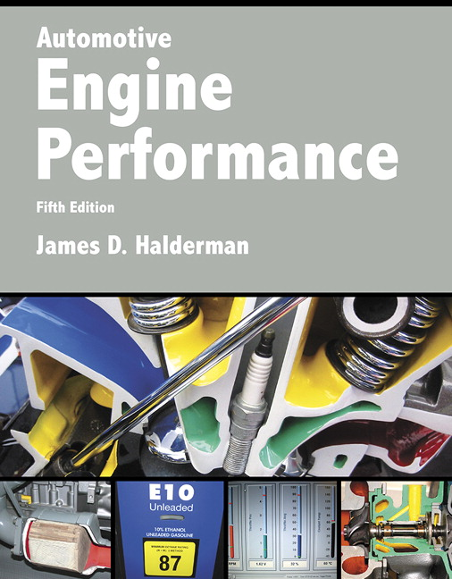 Automotive Engine Performance, 5th Edition