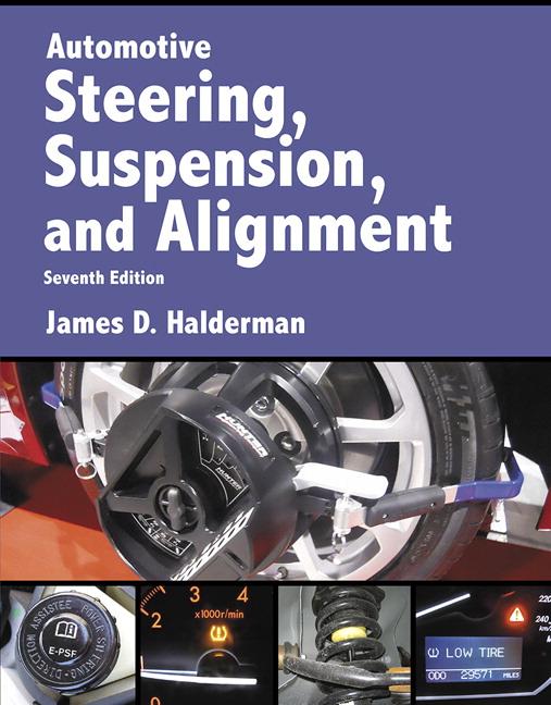 Automotive Steering, Suspension & Alignment (2-downloads)