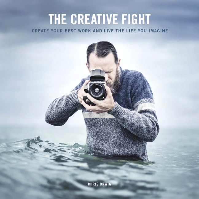 Creative Fight, The: Create Your Best Work and Live the Life You Imagine
