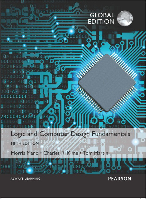 logic and computer design fundamentals 5th edition solutions  Mano, Kime