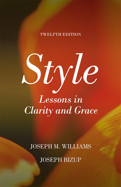 Style: Lessons in Clarity and Grace, 12th Edition