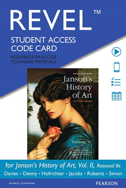 Jansons Basic History Of Western Art Pdf