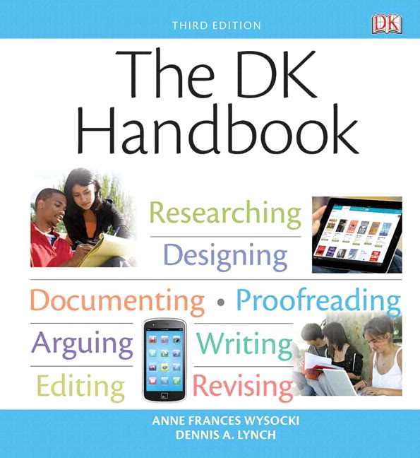 Wysocki lynch the dk handbook 4th edition pearson book cover fandeluxe Choice Image