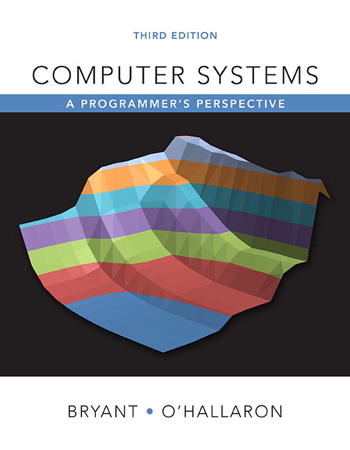 Computer Systems: A Programmer's Perspective (Subscription)