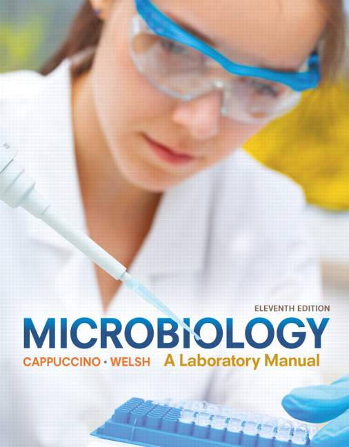 Cappuccino welsh microbiology a laboratory manual 11th edition microbiology a laboratory fandeluxe Image collections