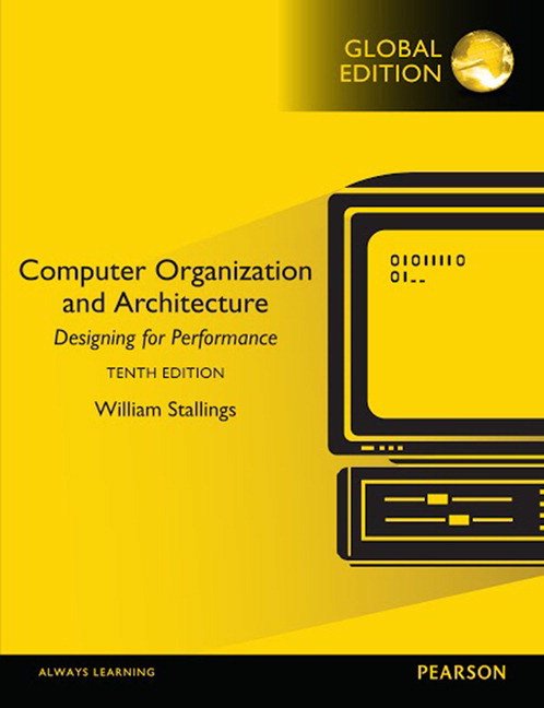 Stallings Computer Organization And Architecture 10th Edition