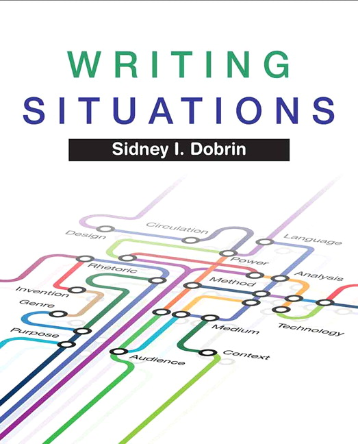 Dobrin writing situations pearson writing situations fandeluxe Choice Image