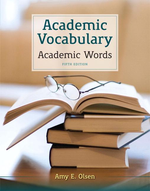 olsen  academic vocabulary  academic words
