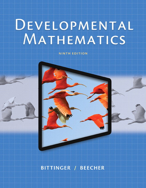 Developmental Mathematics Plus NEW MyLab Math with Pearson eText -- Access Card Package