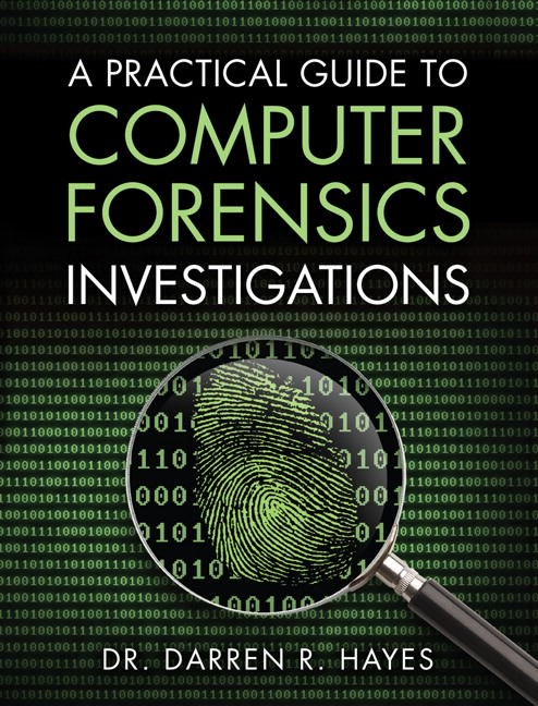 PowerPoint Slides for A Practical Guide to Computer Forensics Investigations