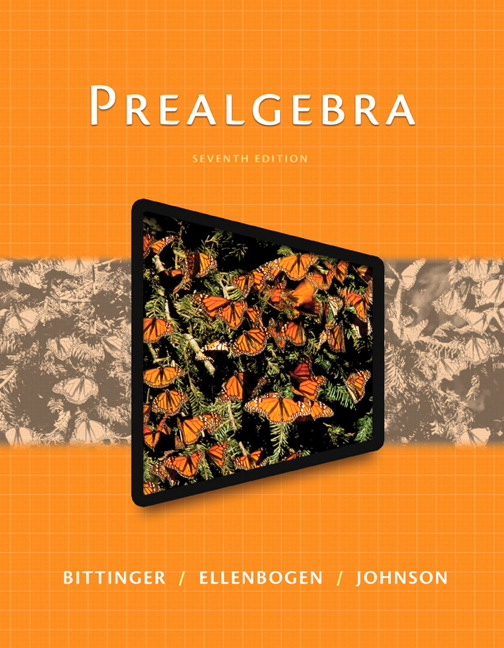 Prealgebra Plus MyLab Math with Pearson eText -- Access Card Package