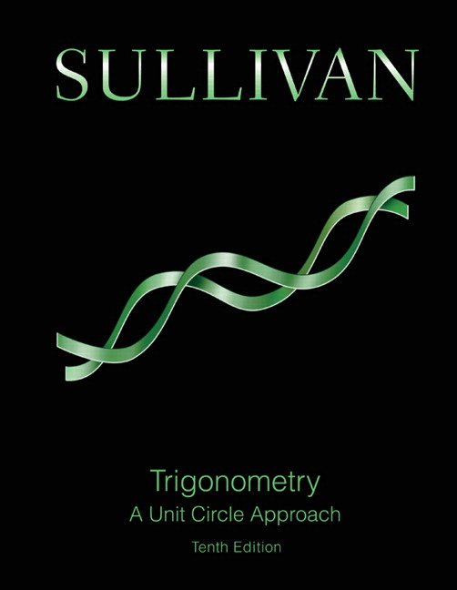Sullivan, Guided Lecture Notes for Trigonometry: A Unit