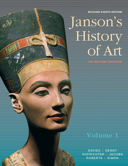 Janson's History of Art, Volume 1 Reissued Edition, 8th Edition