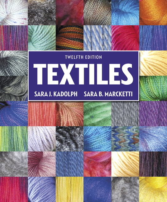 textiles 12th edition