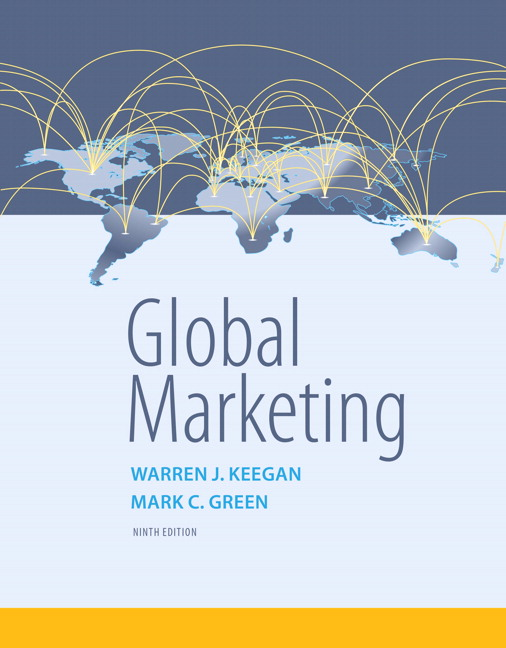 Keegan green global marketing pearson global marketing subscription 9th edition fandeluxe