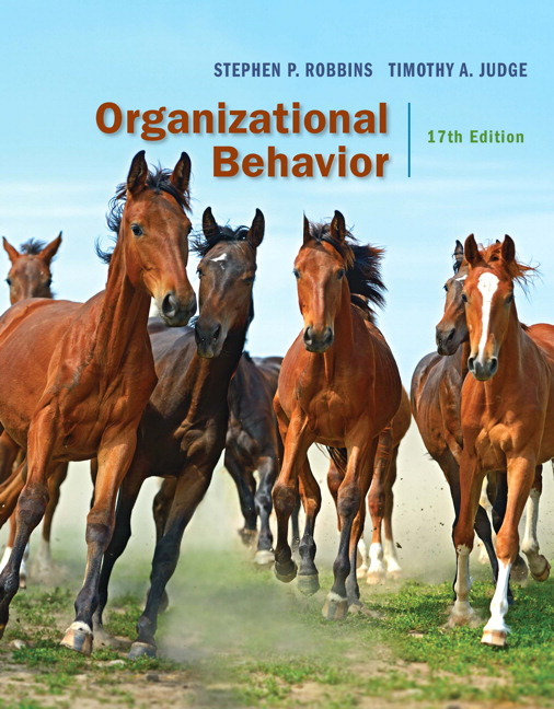 robbins organization behavior leadership quiz View test prep - quiz 3 ob from mana 3303 at dallas baptist university quiz 3- chapter 3 organizational behavior question 1 leon festinger argued that _ follow(s) _ answer selected  leadership careers help contact us faq.