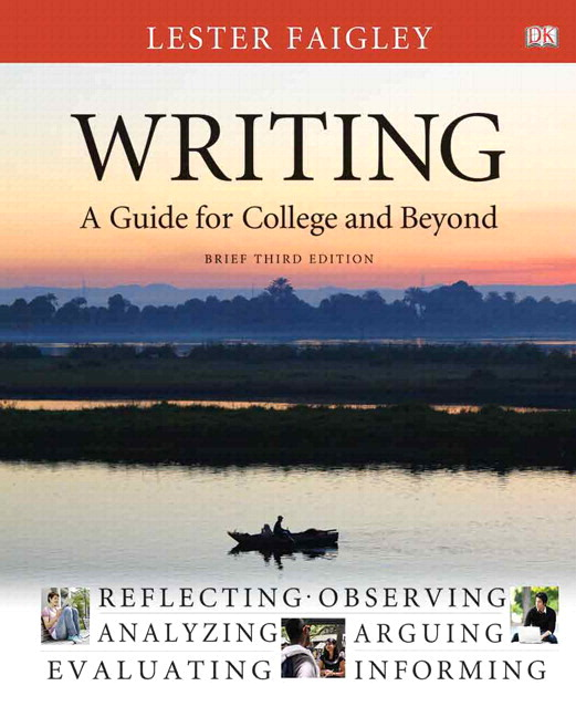 the longman writer 9th edition