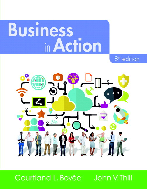 Business in Action (Subscription)