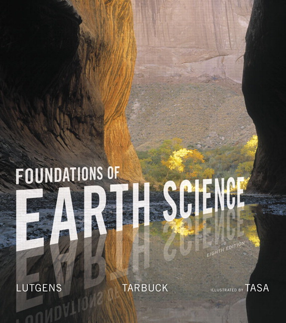 Foundations of Earth Science, 8th Edition