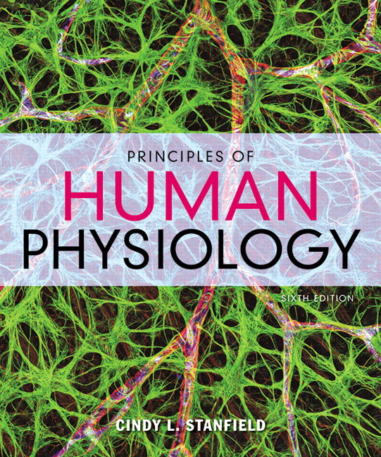 principles of human physiology 6th edition stanfield pdf