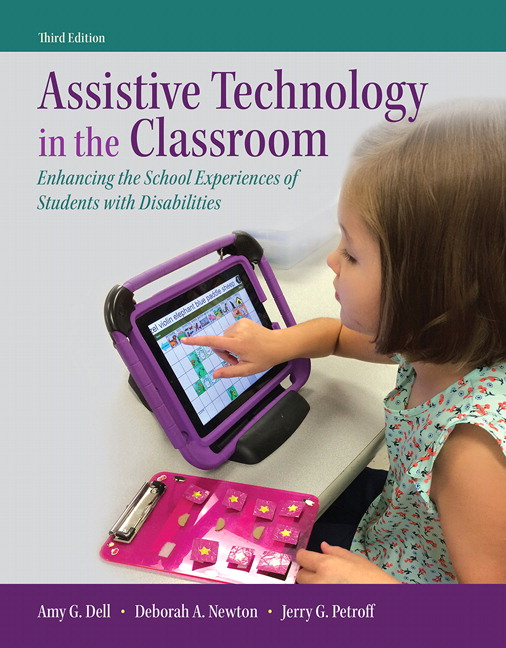 Dell newton petroff assistive technology in the classroom assistive technology in the classroom enhancing the school experiences of students with disabilities enhanced fandeluxe Gallery