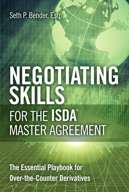 Bender Negotiating Skills For The Isda Master Agreement The