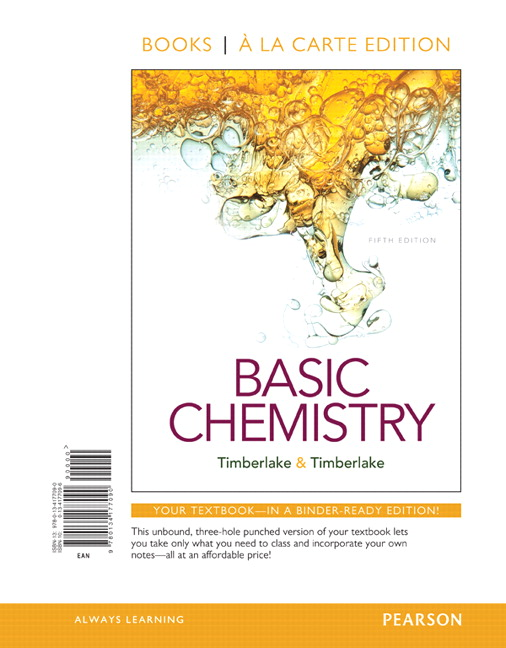 Chemistry: A Molecular Approach, Books a la Carte Edition (4th Edition) s torrent