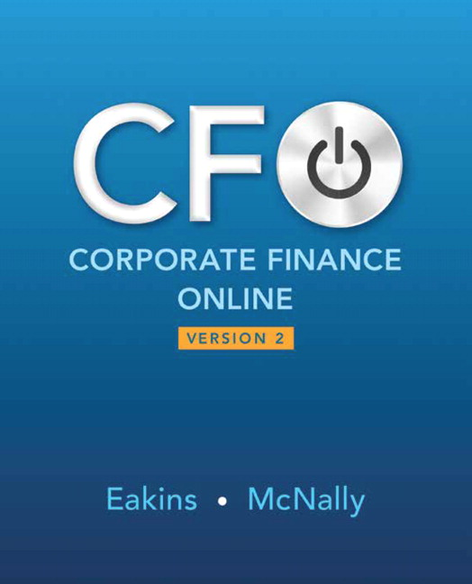 Corporate Finance Online, 2nd Edition