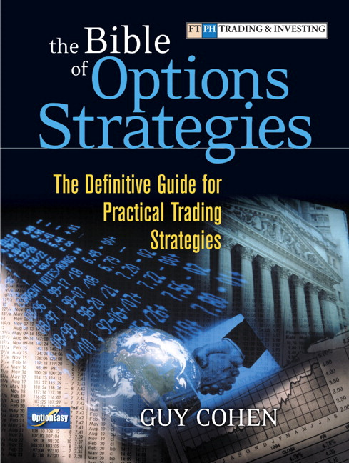 Cohen Bible Of Options Strategies The The Definitive Guide For
