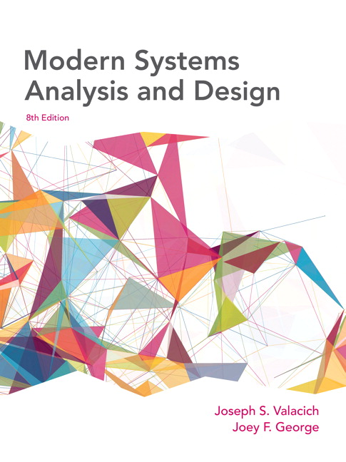 Modern Systems Analysis And Design Th Edition Pdf