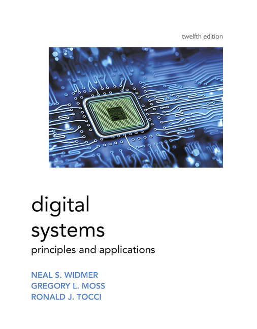 Tocci, Widmer & Moss, Digital Systems, 12th Edition | Pearson